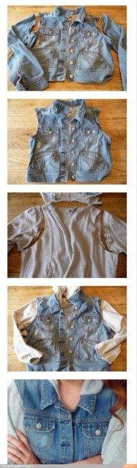 Easy jacket