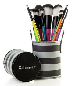 Look at this Pop Art 10-Piece Brush Set on #zulily today!