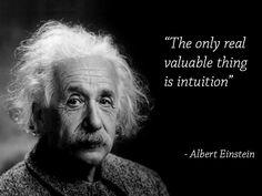 Lära mig lita på och följa min intuition.