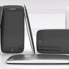 Seven cool concept designs from Apple fans, who have imagined their visions of future iPhones, both in terms of hardware and software.
