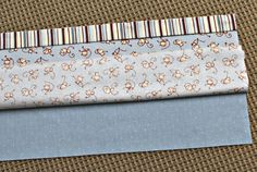 Notes from the Patch: Tutorial Tuesday - #24 Pillowcases - love love love this method!! It works sooo slick!
