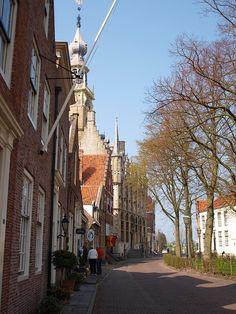 Beautiful Veere, Holland