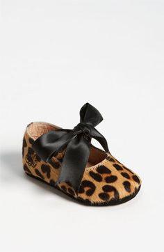 Ralph Lauren Layette Crib Shoe (Baby) available at #Nordstrom