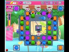 Candy Crush Saga Level 2406 no boosters , NEW ITEM