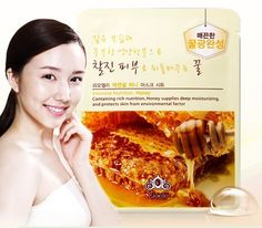 Lioele Essential Honey Mask Sheet is a facial sheet mask pack with intensive essential ingredients. It cares and treats your tired skin, and it can be absorbed quickly without stickiness.  www.lioeletexas.com