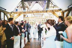 Wedding Photography Old Luxters Barn