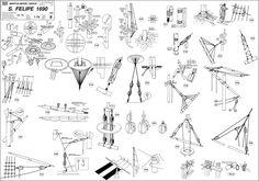 Quinze marins sur le bahut du mort...: Plan San Felipe 1ère partie Model Boat Plans, Model Ships, Paper Models, Tall Ships, Dremel, Scale Models, Sailing Ships, Planer, Concept Art