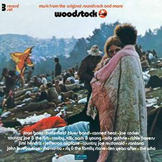 Woodstock - Mono PA Version  https://www.hurricanerecords.de/index.php?cPath=31&search_word=Record+Store+Day&sorting_id=3&manufacturers_id=&search_typ= Woodstock 1970, Woodstock Music, Woodstock Festival, Janis Joplin, Vinyl Cover, Vinyl Records, Atlantic Records, July 11, Pop Rocks
