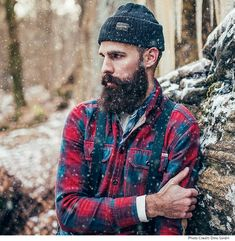 """lumbersexual- It asserted that urban men were growing beards because their masculinity was in crisis. After reading it I thought to myself """"Shoot, I just like having a beard."""" A true beardsman grows it for himself. """"Growing a beard is a philosophy; a discipline based on patience."""" We live in an on-demand, instant gratification world where everything is available at the click of a button. There is a level of dedication and commitment that growing a beard requires. Growing a full beard reveals…"""