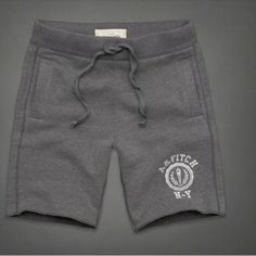 Cheap Abercrombie and Fitch Mens Athletic Shorts AF4304  http://abercrombie-sale.net/