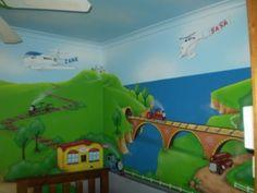 Murals by Melita - Thomas