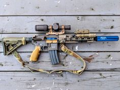 Airsoft hub is a social network that connects people with a passion for airsoft. Talk about the latest airsoft guns, tactical gear or simply share with others on this network Airsoft Guns, Weapons Guns, Guns And Ammo, Tactical Rifles, Firearms, Armas Ninja, Battle Rifle, Custom Guns, Custom Ar15
