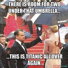 Funny memes of love for - Tres Drole Titanic Funny, Titanic Quotes, Titanic Movie Facts, Funny Love, Haha Funny, Funny Memes, Hilarious, Funny Stuff, Comme Des Garcons