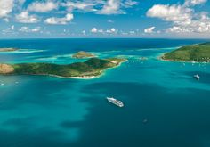 These islands seem so unattainable and yet you can see them. You can feel it and store the image of the Caribbean. Become a newly Columbus who discovered it in 1492. See a new culture, nature and come back a changed person… It's just a beautiful place ...