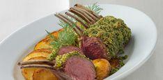 Radatz: Rezept - Lammkrone mit Kräuterkruste