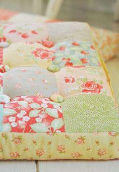 fig and plum fabric by fig tree quilts | Sit Upons - by Fig Tree Quilts - Cushion Pattern - $11.00 : Fabric ...