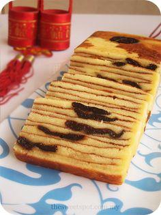 Prune Layer Cake