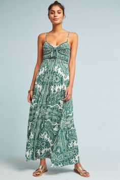 Brisbane Maxi Dress | Anthropologie