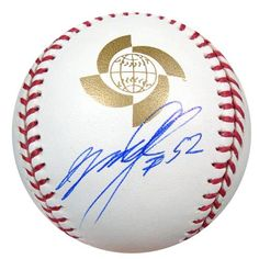 051a3c579 Munenori Kawasaki Autographed Official 2009 WBC Baseball Toronto Blue Jays  PSA DNA
