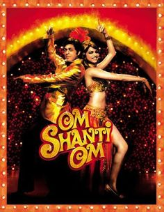 Om Shanti Om (Indian) 27x40 Movie Poster (2007)