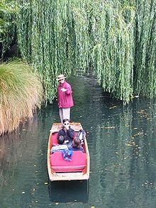 Punt (boat) - Wikipedia, the free encyclopedia