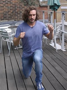 Who better to give us advice on shaping up our legs than The Body Coach, Joe Wicks?