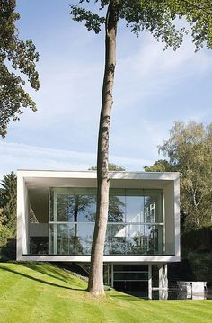 Atelier d'Architecture Bruno Erpicum & Partners (AABE) have designed the GENETS 3