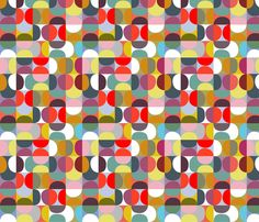 slices - fruit punch fabric by kurtcyr on Spoonflower - custom fabric