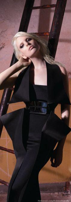 Stéphane Rolland Haute Couture | © Benjamin Kanarek
