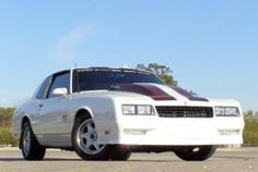 86-87 SS Monte Carlo Aerocoupe Chevrolet Monte Carlo, Car Chevrolet, Cars Motorcycles, Muscle Cars, Bodies, Ss, Cars