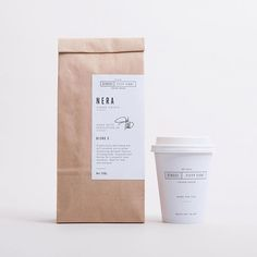 Minimalism to focus on the goodness inside – Street Fifty Eight. Designed by us @made.somewhere #brandingdesign #branding101 #packaging #packagingdesign #graphicdesign #tdkpeepshow #coffee