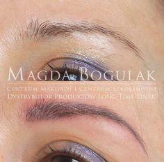 Makijaż permanentny brwi. Więcej o makijażu permanentnym brwi: http://permanentnywarszawa.pl/zabiegi/makijaz-permanentny-brwi/