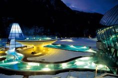 Aquadome - Austria