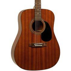 Mahogany Acoustic Guitar