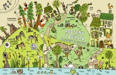 česko-slovenská kniha pre deti Jak velbloud potkal ťavu