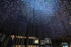 DGT exhibits compressed time at baselworld 2014 citizen installation