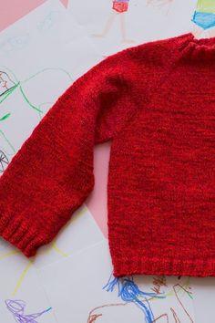 Kinderpulli - Initiative Handarbeit