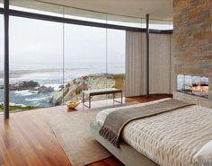 Ocean view master bedroom