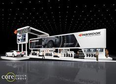 Core Design Group Blog - the freelance exhibit design blog: Project Spotlight: Hankook