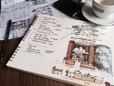 CoffeeSketch #8