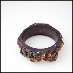dark meteorite bangle