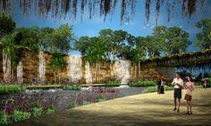 Punggol Waterway, Landscape Planning. Punggol, Singapore. by Mace Studio