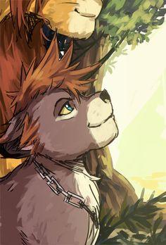 King Of The Jungle by MrLipschutz.deviantart.com on @deviantART