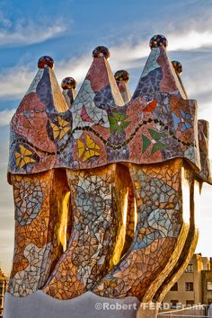 gaudi architecture - Google Search
