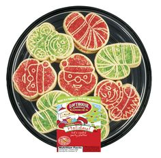 Holiday Kid's Cookie Party Tray | Lofthouse Cookies