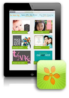 cute and affordable stationary site:  Birth Announcements | Birthday Party Invitations | Holiday Cards | Simply to Impress