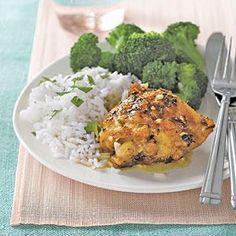 Lemon-Rosemary Chicken Thighs - Recipes | American Family