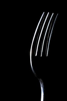 fork black and white - Google Search