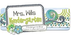 Great kindergarten ideas