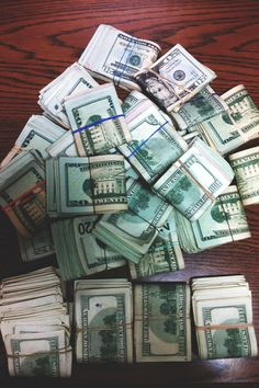 I live in abundance. Money is attracted to me. I am a wealth magnet. I will continue to garner more wealth. Mo Money, How To Get Money, Cash Money, Money Pics, Money Pictures, Money On My Mind, Money Stacks, Good Vibe, Money Affirmations